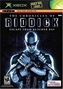 The Chronicles of Riddick: Escape from Butcher Bay movie download in mp4