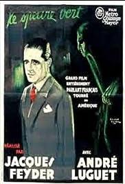 Le spectre vert Poster