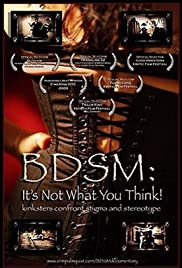 BDSM: It's Not What You Think! Poster