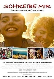 Write Me - Postcards to Copacabana Poster