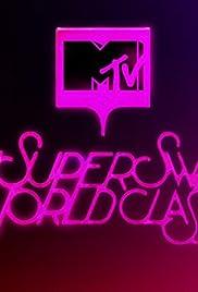 My Super Sweet World Class Poster