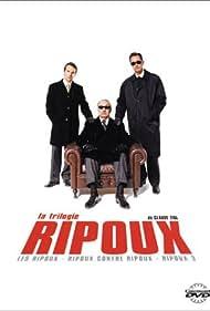 Lorànt Deutsch, Thierry Lhermitte, and Philippe Noiret in Ripoux 3 (2003)