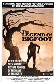 The Legend of Bigfoot(1975) Poster - Movie Forum, Cast, Reviews