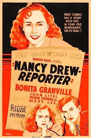 Nancy Drew… Reporter