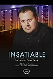 Insatiable: The Homaro Cantu Story Poster