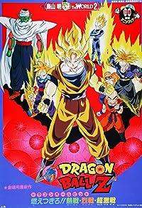 Primary photo for Dragon Ball Z: Broly - The Legendary Super Saiyan