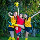 Tiarnie Coupland, Ashleigh Ross, and Gemma Chua-Tran in Back of the Net (2019)
