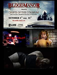 Downloadable free full movies Blood Manor Presents: Crypts of the Coliseum @ NYCB Live by none [avi]