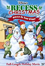 Primary image for Recess Christmas: Miracle on Third Street
