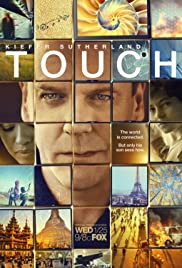 Touch Poster - TV Show Forum, Cast, Reviews