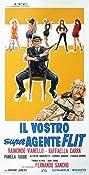 Il vostro super agente Flit (1966) Poster