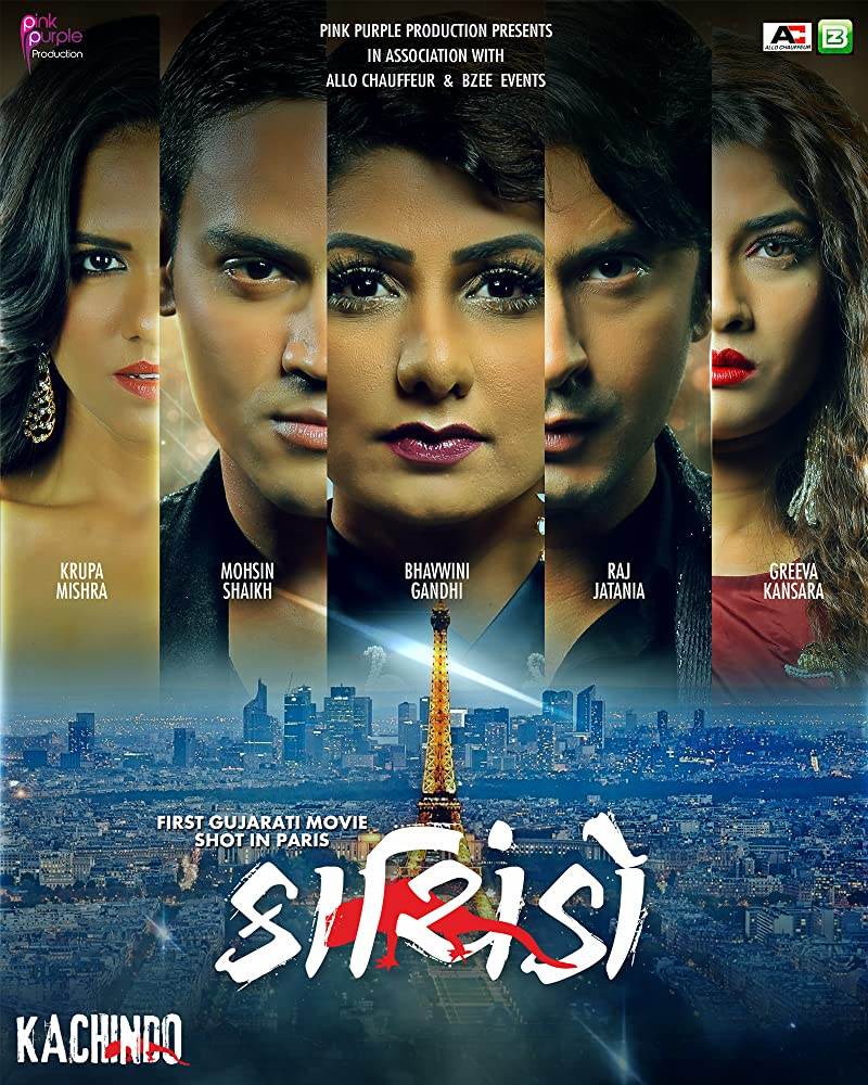 Kachindo 2019 Gujarati 350MB HDRip Download