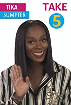S4.E10 - Take 5 With Tika Sumpter