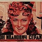 Lyudmila Tselikovskaya in Anton Ivanovich serditsya (1941)