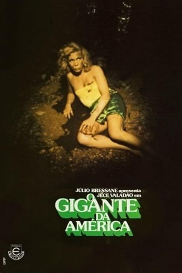 Rogéria in O Gigante da América (1978)