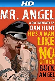Mr. Angel Poster