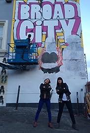Abbi and Ilana's Broad City Poster