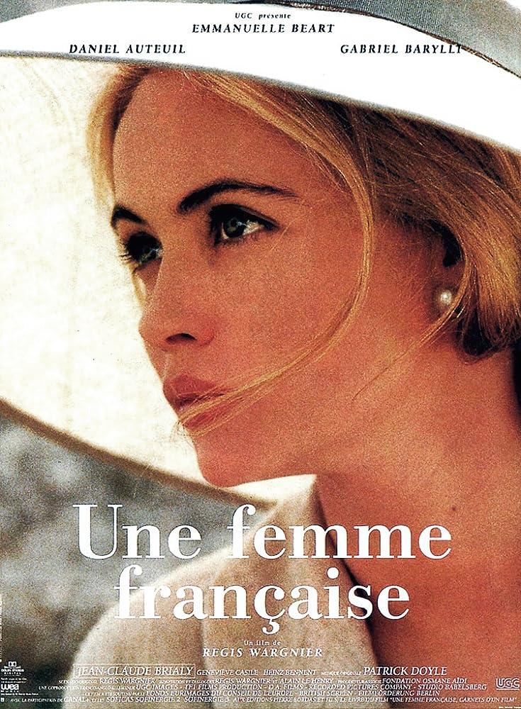 Une femme francaise
