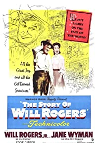 Primary photo for The Story of Will Rogers