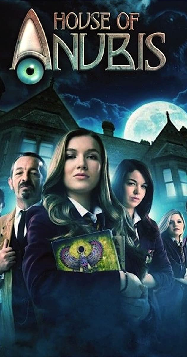 house of anubis saison 1