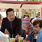 Bobby Lee and Christopher Thornton in Bloodline (2021)