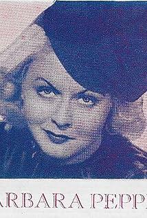 Barbara Pepper Picture