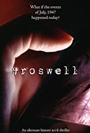 #Roswell Poster