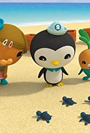 Octonauts and the Baby Sea Turtles Poster