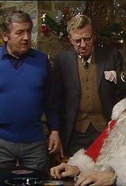 Barry's Christmas Poster