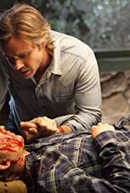 Sam Trammell and Marshall Allman in True Blood (2008)