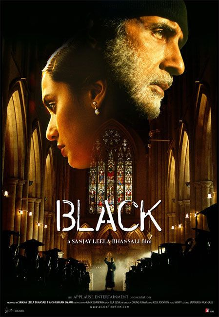 Amitabh Bachchan and Rani Mukerji in Black (2005)