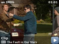 fault in our stars imdb parents guide