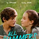 Kaitlyn Dever and Tye Sheridan in All Summers End (2017)