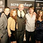 Timothy Bottoms, Jeffrey Combs, Janet Tracy Keijser, Patrick Kilpatrick, William Malone, and Cherilyn Wilson at an event for Parasomnia (2008)