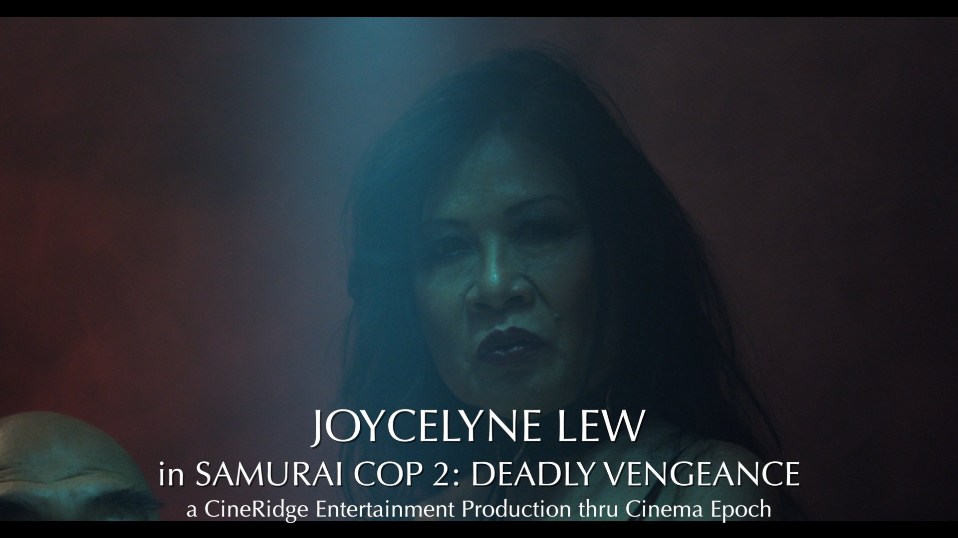 Joycelyne Lew in SAMURAI COP 2: DEADLY VENGEANCE