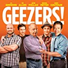 Tim Allen, Kevin Pollak, Breckin Meyer, J.K. Simmons, and Randy Couture in 3 Geezers! (2013)