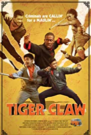 Tiger Claw Poster