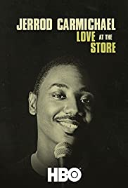 Jerrod Carmichael: Love at the Store Poster