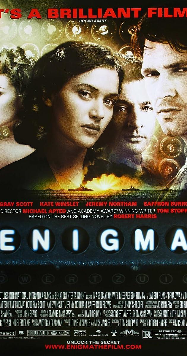 Subtitle of Enigma