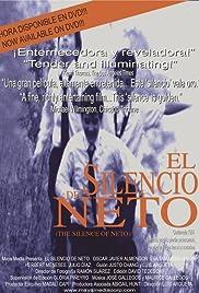 El silencio de Neto Poster