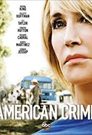 American Crime Poster