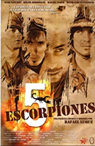 5 escorpiones by