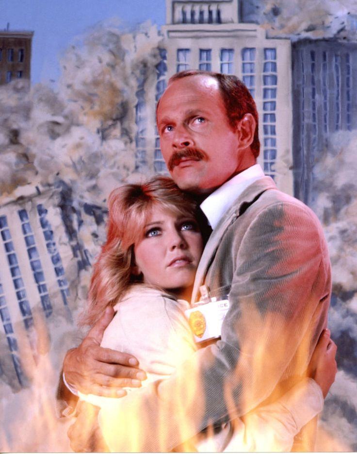 Heather Locklear and Gerald McRaney in City Killer (1984)