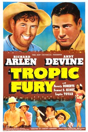 Christy Cabanne Tropic Fury Movie