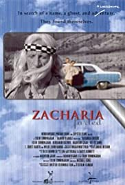 Zacharia Farted Poster