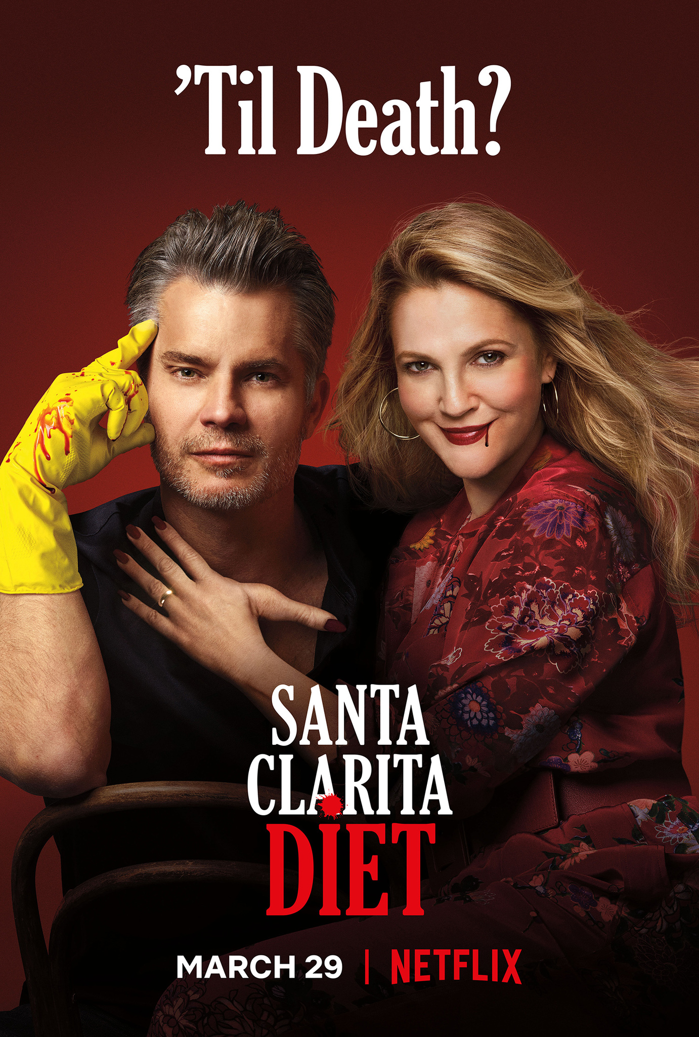 Santa Clarita Diet (TV Series 2017–2019) - IMDb