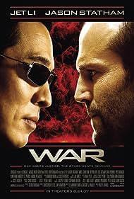 Jet Li and Jason Statham in War (2007)