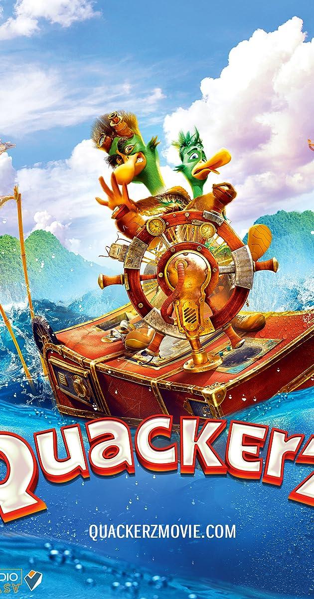 Subtitle of Quackerz