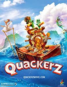 Movie subtitles downloads Quackerz by Ash Brannon [480x320]