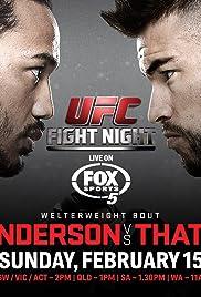 UFC Fight Night: Henderson vs. Thatch